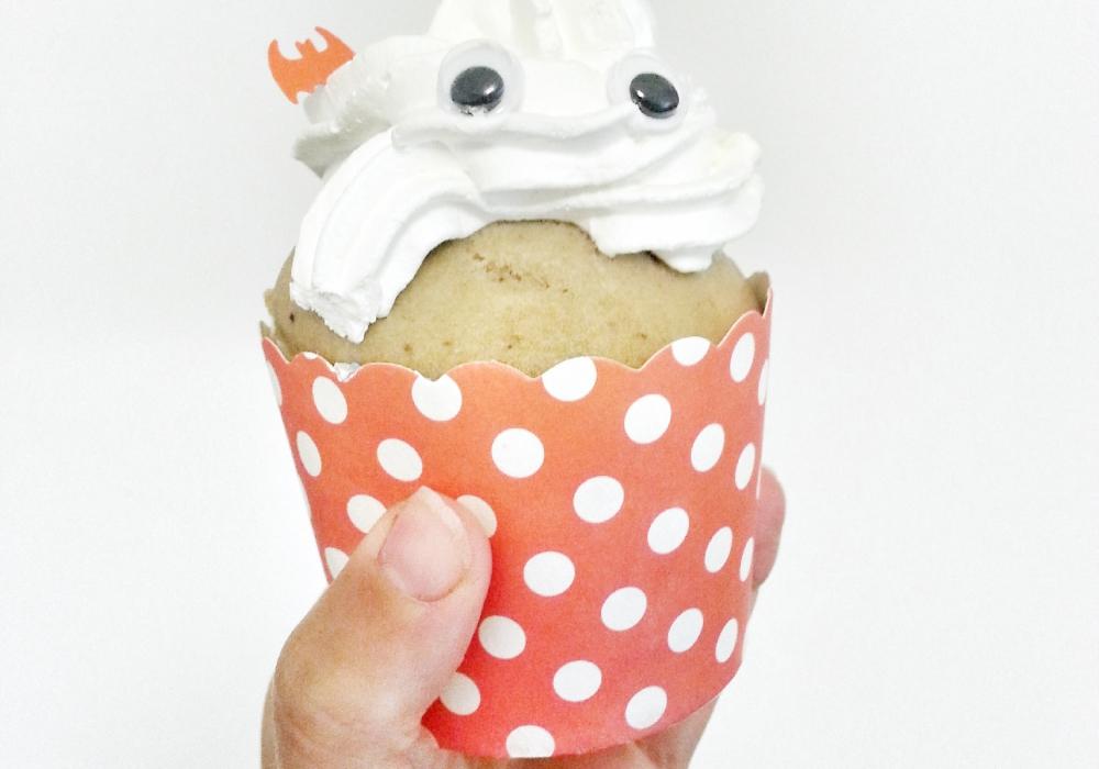 Cupcake alla zucca