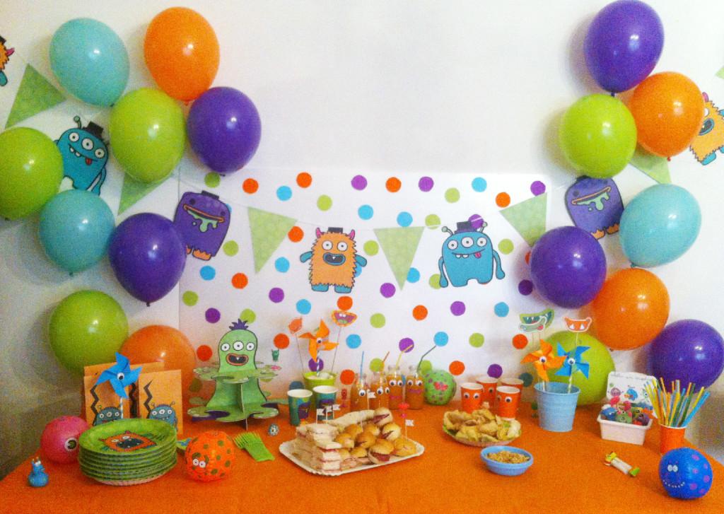 Festa mosgtriciattoli