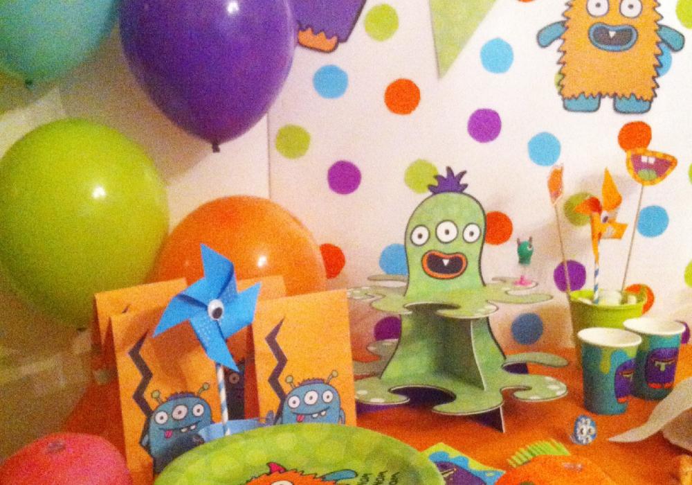 dettaglio festa mostriciattoli1