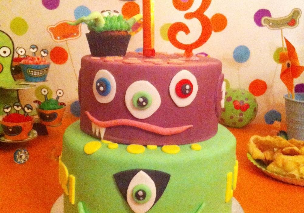 torta mostruosa
