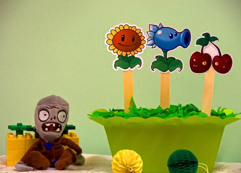 festa piante contro zombi
