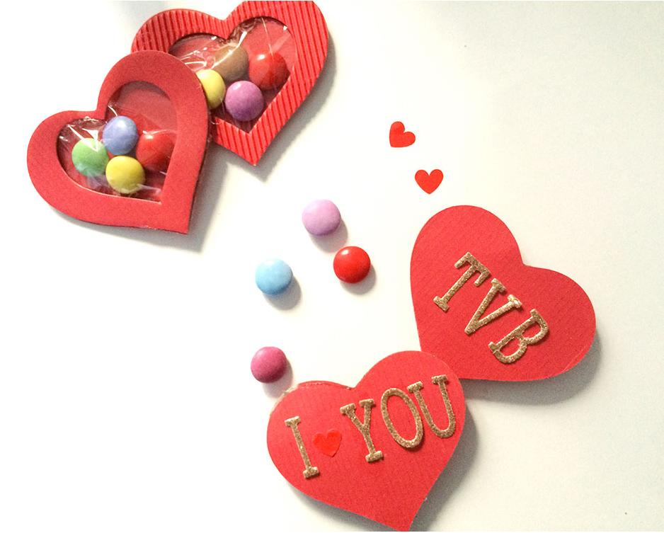Diy per San Valentino