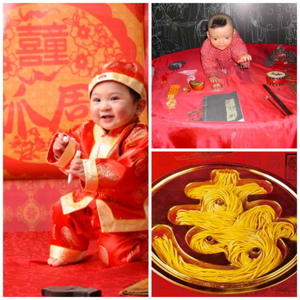 Compleanno secondo la tradizione cinese