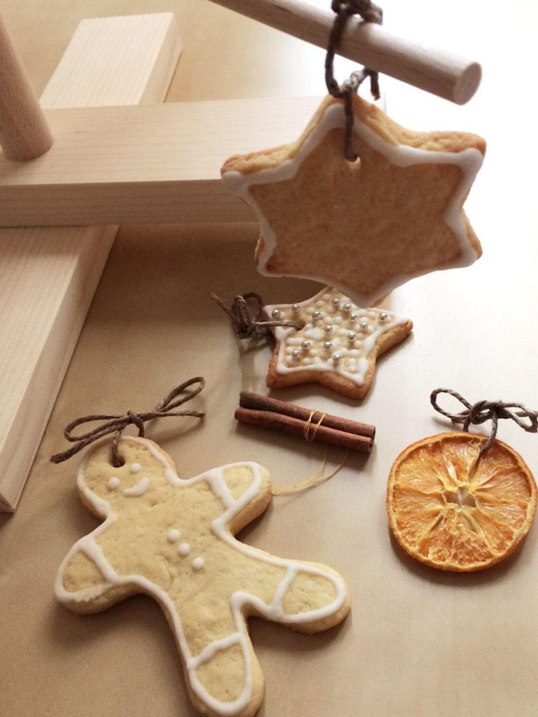 Pasta frolla, arancia e cannella
