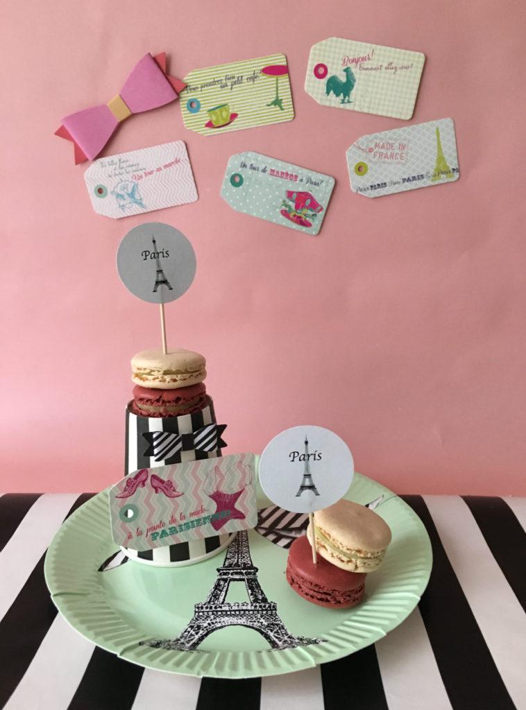 Festa viaggio a Parigi