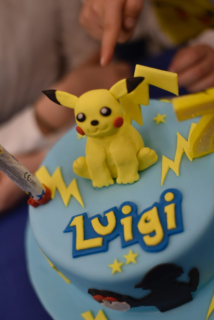festa pokemon _ cake design