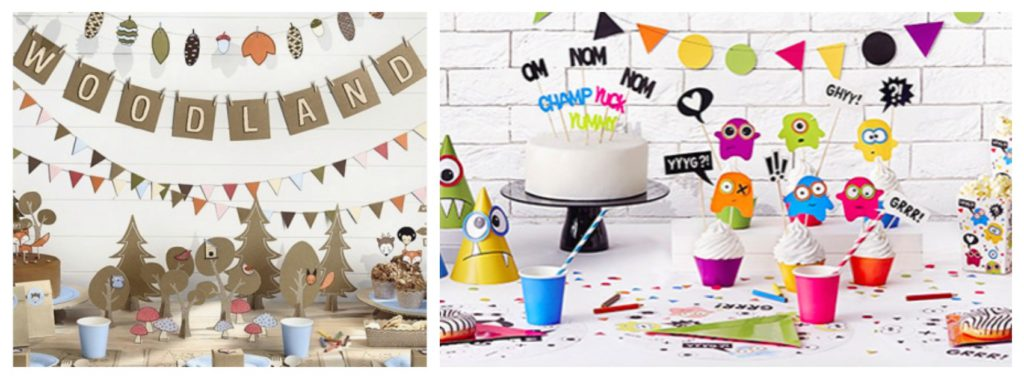 Partydeco party collage
