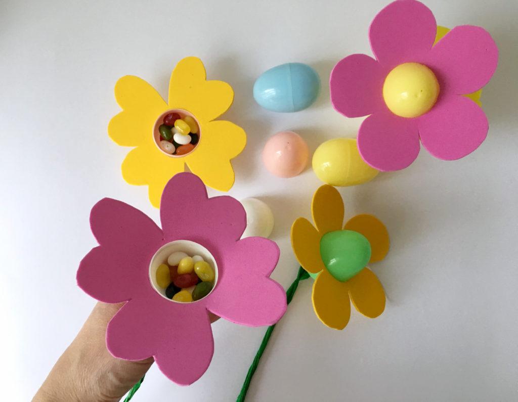 Fiori Fai Da Te.Un Bouquet Di Fiori Fai Da Te Per Pasquetta The Partytude Diaries