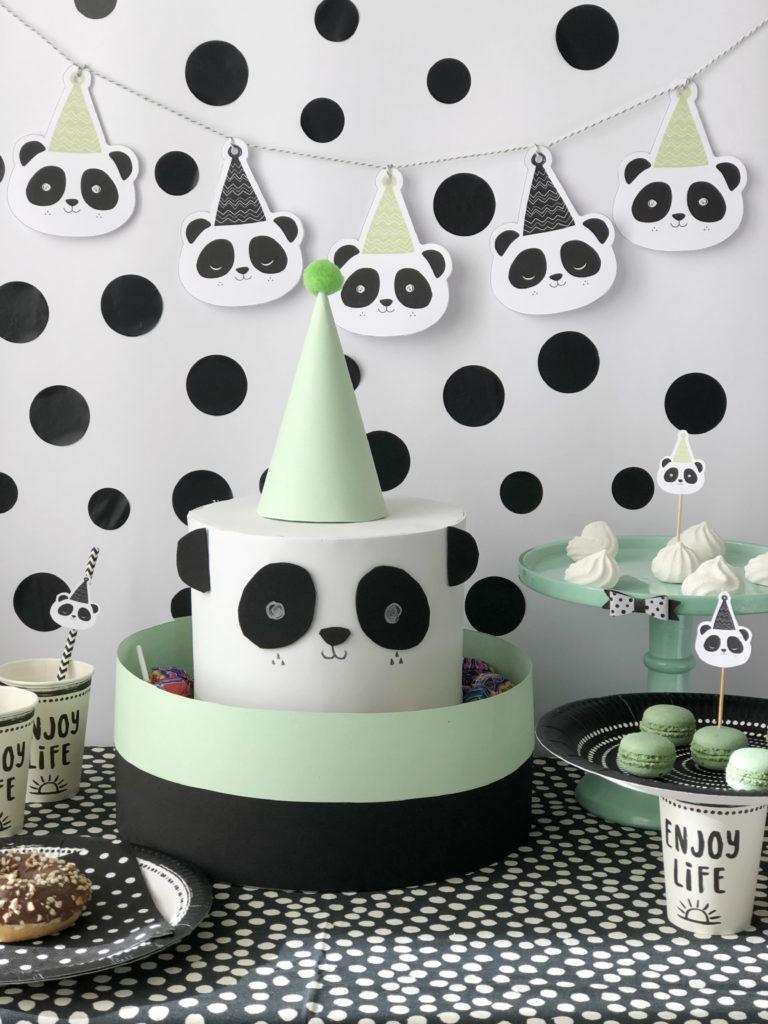 Una festa a tema Panda - The Partytude Diaries